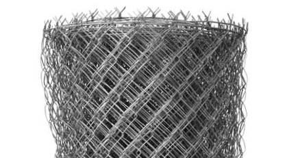 Čtyřhranné pletivo IDEAL Zn ZAPLETENÉ 180/55x55/15m -2,0mm 28,89Kg