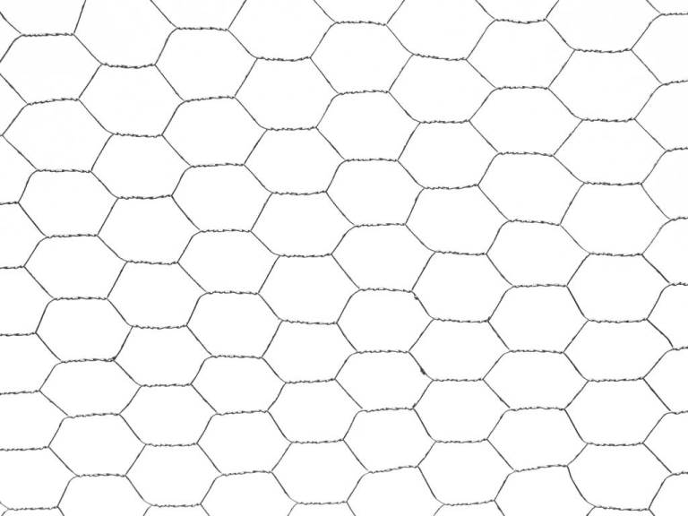 Chovatelské šestihranné pletivo Zn 13/1000/50m 18,4Kg
