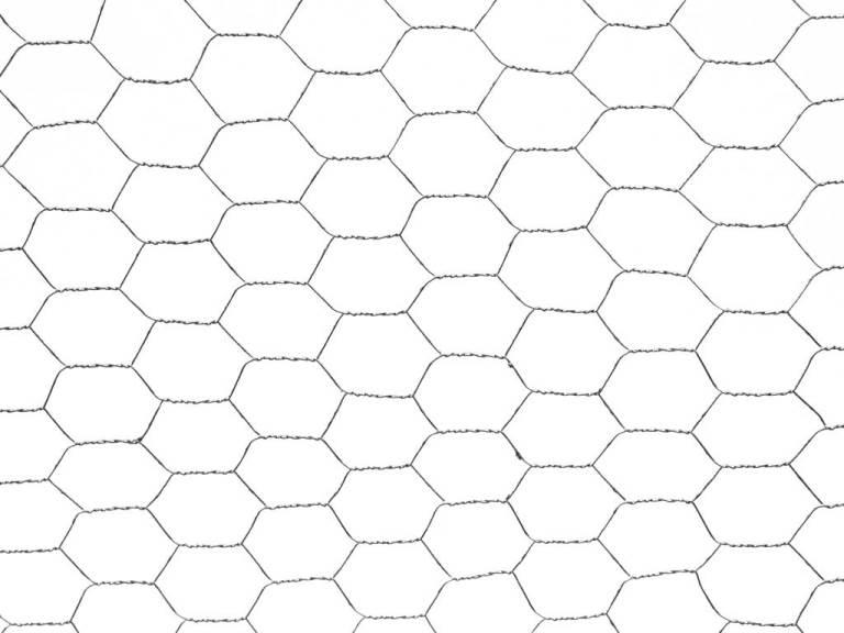 Chovatelské šestihranné pletivo Zn 25/1000/50m 14,3Kg