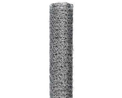 Chovatelské šestihranné pletivo Zn HOBBY 25/500/10m 1,13Kg
