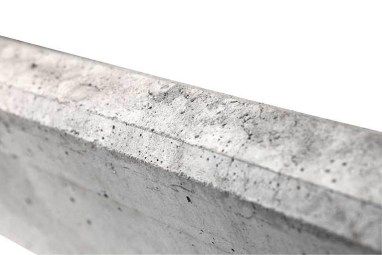 Podhrabová deska hladká BEZ ZÁMKU 2450/300/50mm 92Kg