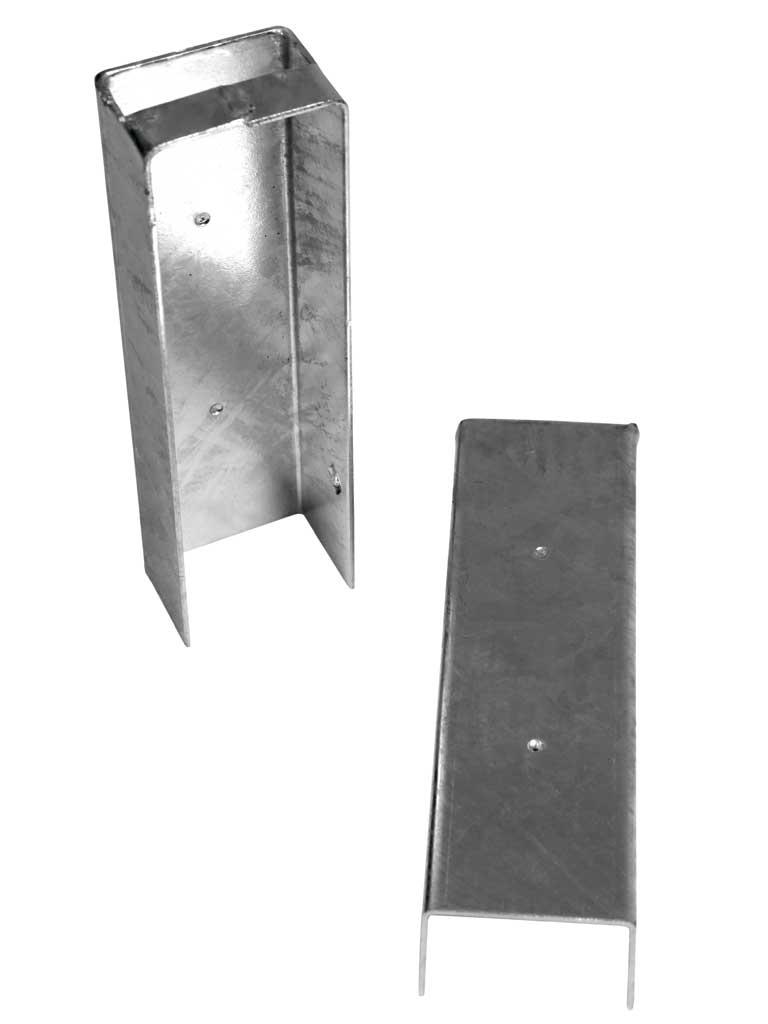 Stabilizacní držák koncový Zn, 200mm 0,45Kg