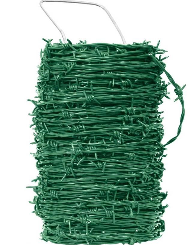 PICHLÁČEK Zn + PVC 100m, zelený (5,4kg) 5,4Kg