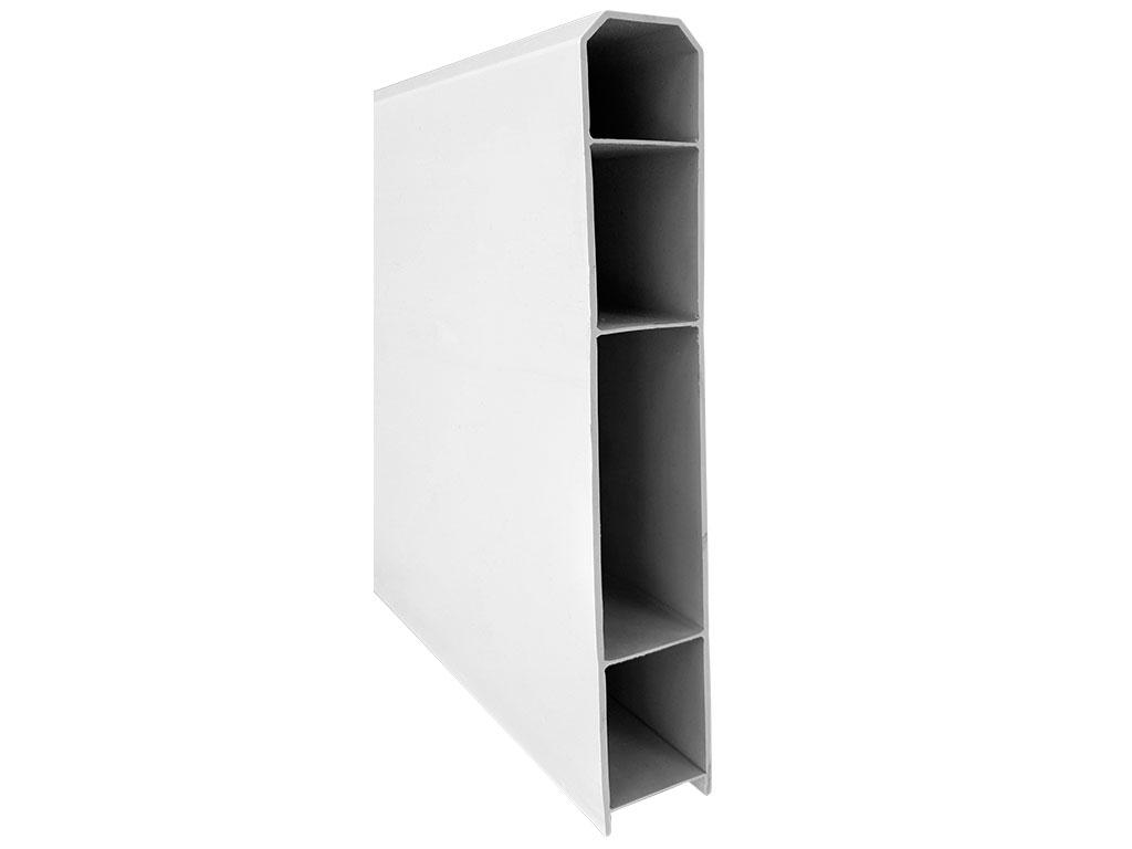 Podhrabová deska hladká PILHRAB PVC 2450/300/50mm 7,01Kg