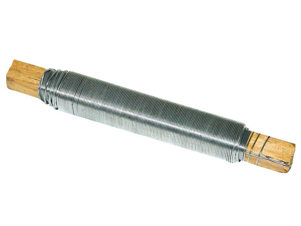 Vázací drát Zn 0,65/0,1kg 0,1Kg