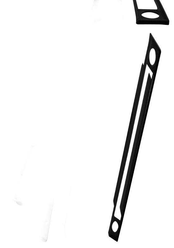Podložka pod zámek na rovný profil 0,4Kg