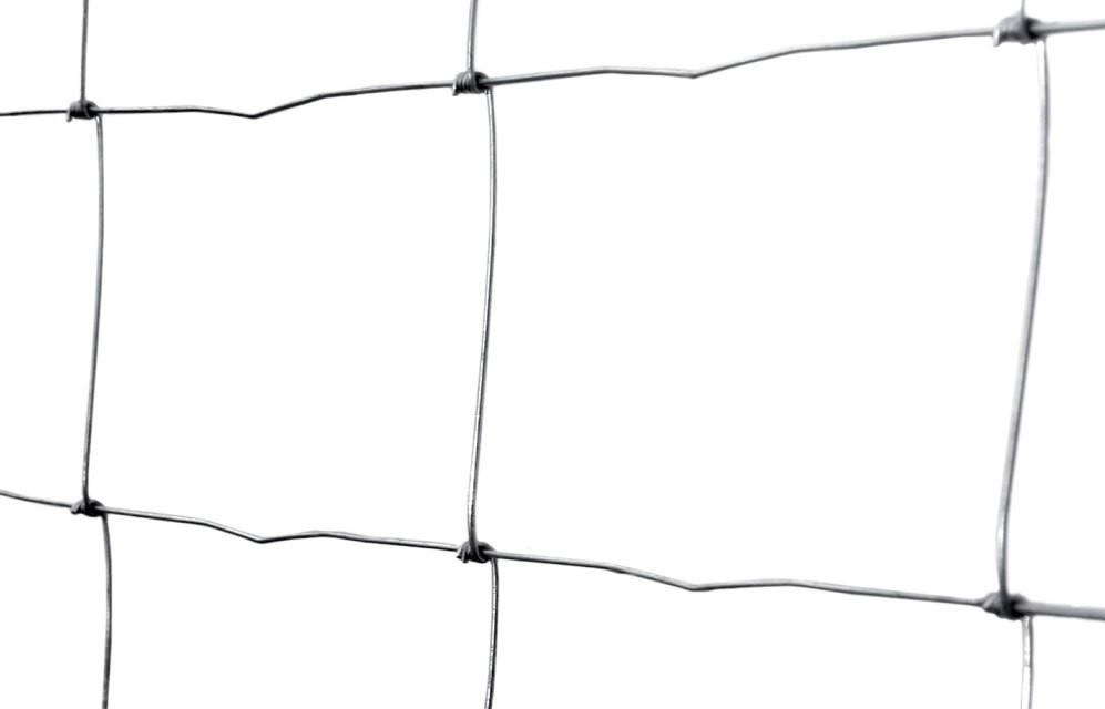 Uzlové pletivo Zn STANDARD 1600/23/150 42,8Kg