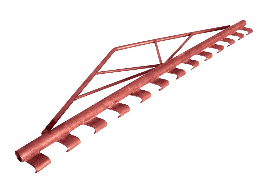 Napínací hřeben PILONET Zn na svařované sítě 1500 6,2Kg