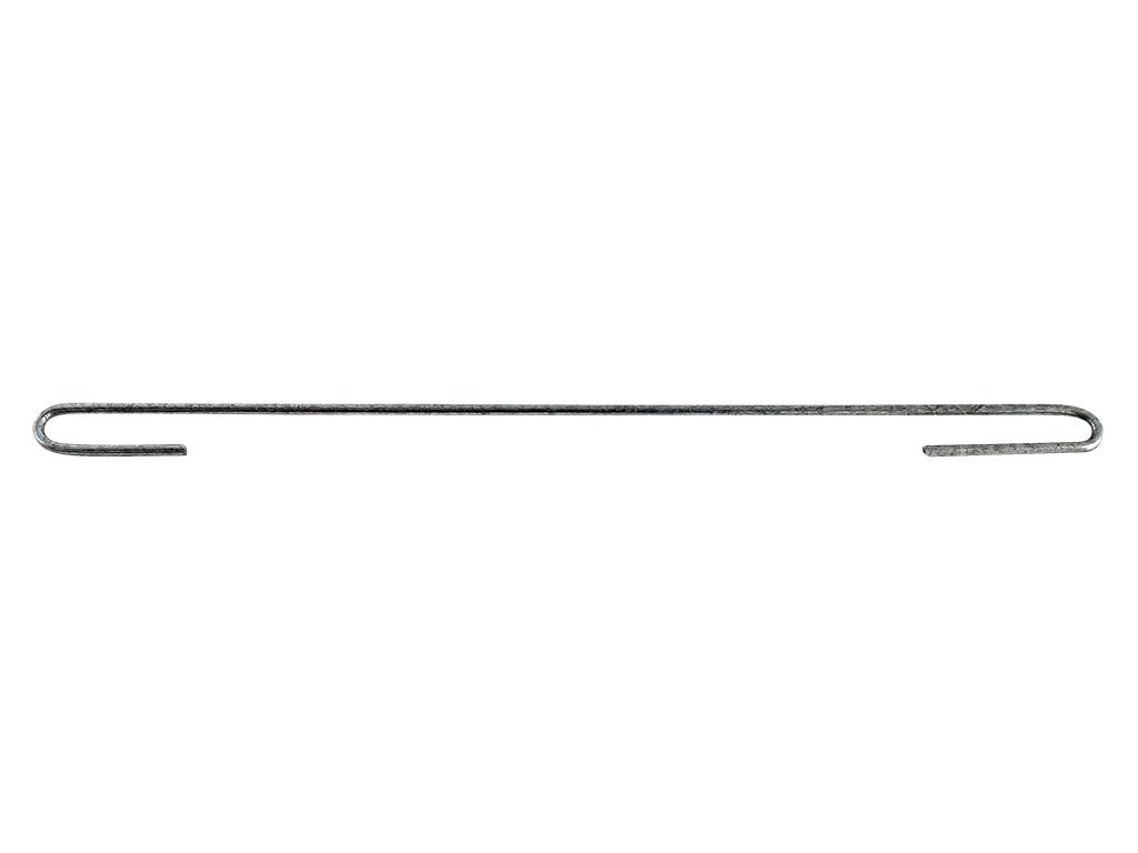 Spona 120mm, Ødrátu 4,0mm 0,02Kg