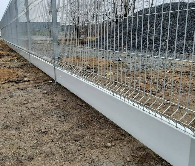 Podhrabová deska hladká PILHRAB PVC 2450/200/50mm 4,71Kg